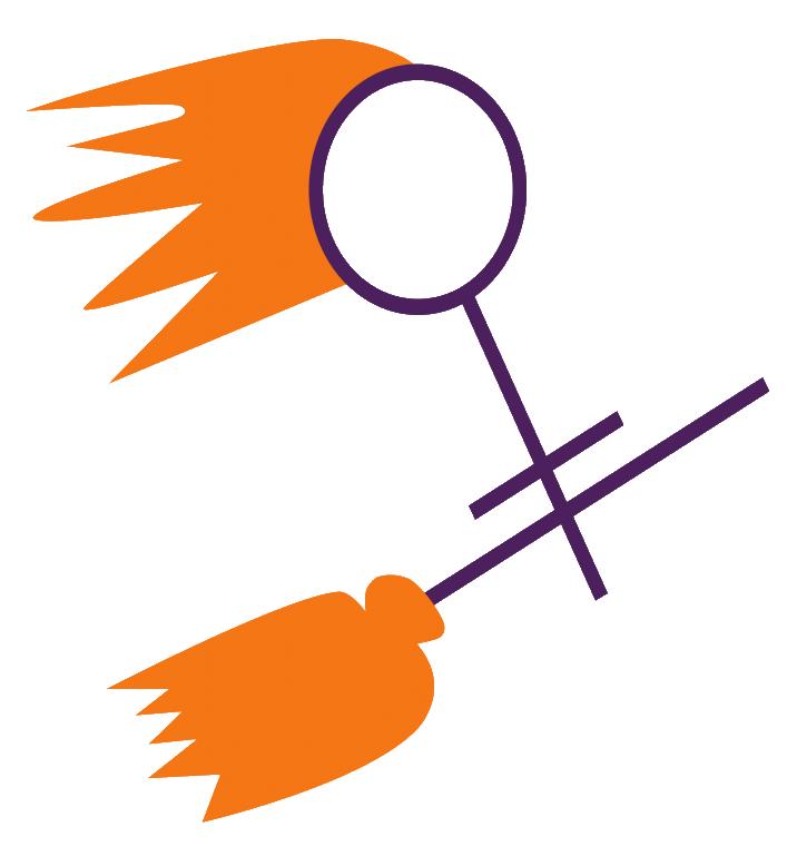 Uçan Süpürge Logo