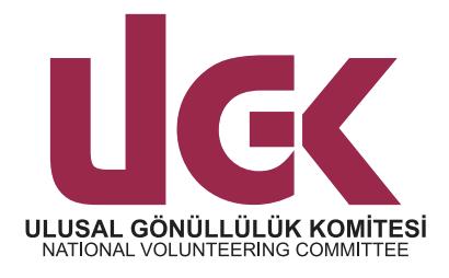 Ulusal Gönüllülük Komitesi Logo