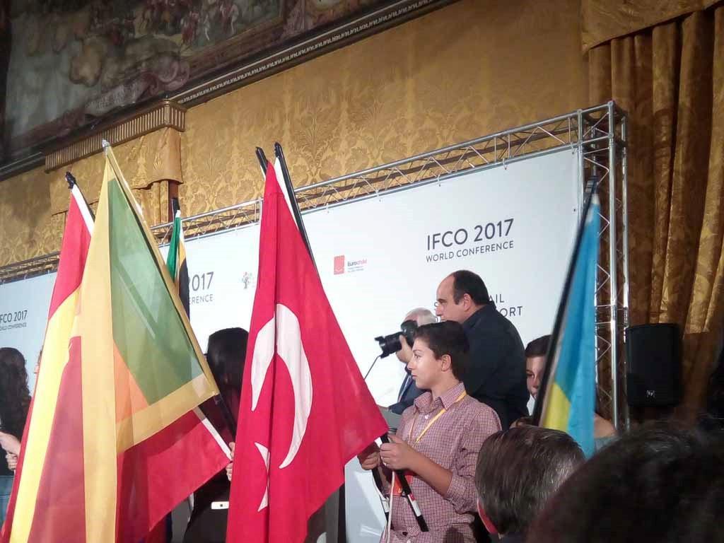 Uluslararası Koruyucu Aile Organizasyonu (IFCO) 2017 Dünya Konferansı – Malta