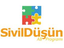Sivil Düşün AB Programı Logo